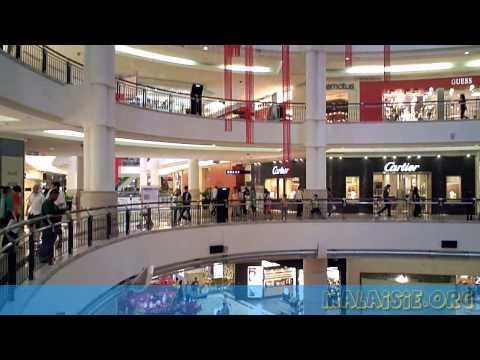 Centre commercial de KLCC @ Kuala Lumpur
