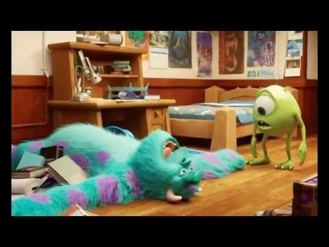 Monsters inc 3d blu ray full movie english monsters university full movie part 1 voltagebd Image collections