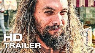 АКВАМЕН ✩ Трейлер #1 (2018) Джейсон Момоа, СуперХеро