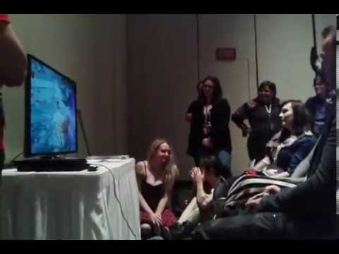 Greg Ellis plays Dragon Age: Inquisition