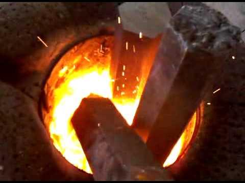 Horno 300kg hornos de inducci n fundicion de - El horno de yeles ...