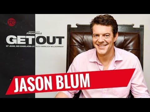 GET OUT   mit Produzent Jason Blum Blumhouse Productions