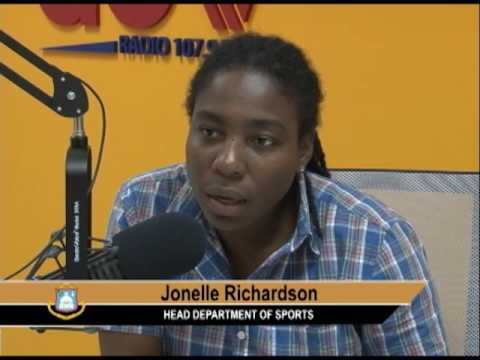 INSIDE GOVERNMENT - JONELLE RICHARDSON, HEAD DEPARTMENT OF S