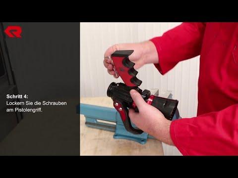 Rosenbauer Strahlrohr - Reparatur Einlass