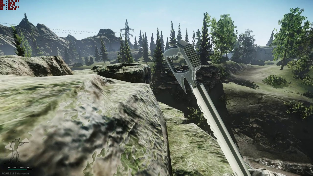 EFT Shoreline: How to get onto the rock at tank exit