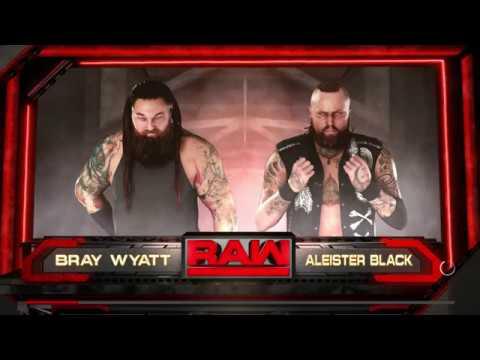 WWE 2K18 - Exhibition simulations