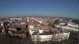 GoPro & DJI Phantom - Pump Room Gardens - Leamington Spa