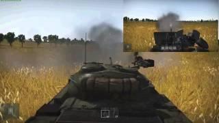 War Thunder Gun Sync