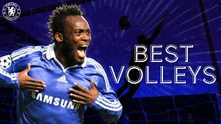 THAT Essien Goal, Drogba Screamer & More | Best Chelsea Volleys