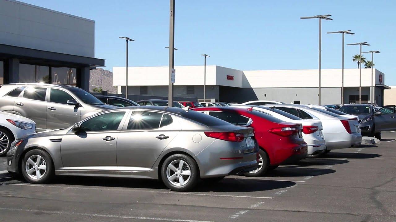 Best Kia Dealer Scottsdale AZ | Best Kia Dealership Scottsdale AZ