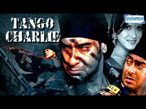 Tango Charlie  Part 1 Of 10  Bobby Deol  Ajay Devgan  Best Bollywood War Movies