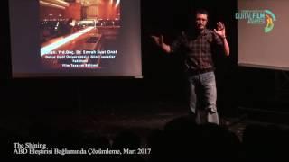 The Shining: Film Çözümleme Etkinliği 1.bölüm