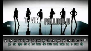 T-ARA - Falling U MP3