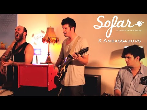 X Ambassadors - Litost | Sofar NYC