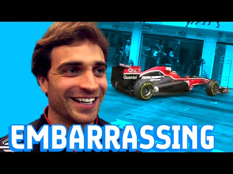 Drivers' Most Embarrassing Racing Moments! - Formula E