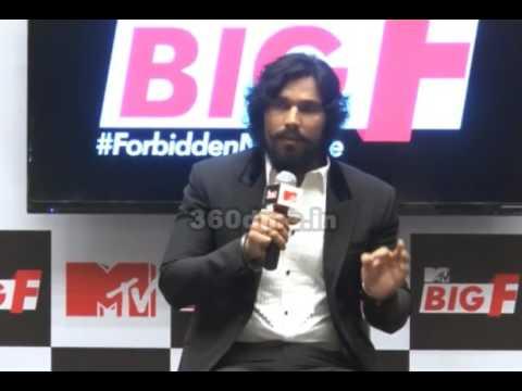 MTV Big F Is About The ASPIRATIONAL India- Randeep Hooda