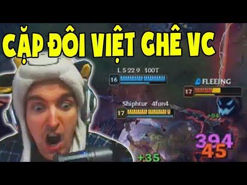 Shiphtur và Levi khẳng định sức mạnh của cặp đội Việt, Một ngày đầy tiếng hét của Yassuo - 동영상