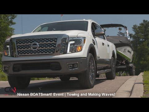 Towing With Nissan Titan | Nissan PathFinder | Nissan Armada | BOATsmart!