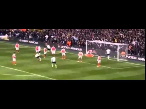 Download Toby Alderweireld Goal   Tottenham Hotspur 1 1 Arsenal 5 3 2016