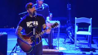 Aaron Lewis - Right Here live at the Lafayette Theater 3-5-2016