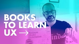 Books To Read to Learn UX