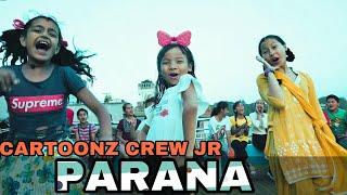 Download lagu Cartoonz crew Junior   PARANA   Cover Dance  