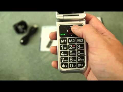 Geemarc CL8500 SIM Free Mobile Phone Review