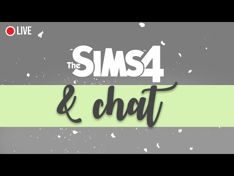 The Sims 4 LIVE -  Let's Build in the Sims! (Challenges?)