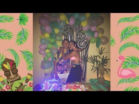 Hawaii Pool Party -  Festa de 18 anos