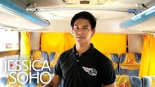 Kapuso Mo, Jessica Soho: 'Konduktor Bae' ng Cavite, kilalanin!