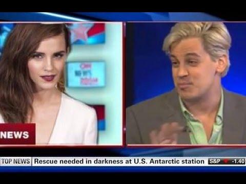 Milo vs Feminist Moron Emma Watson