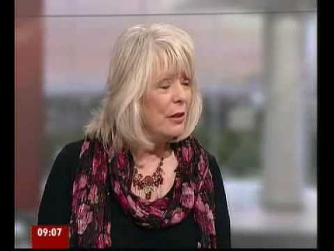 Words For You - Alison Steadman  on BBC 1 Breakfast