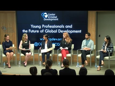 Young Professionals and the Future of Global Development