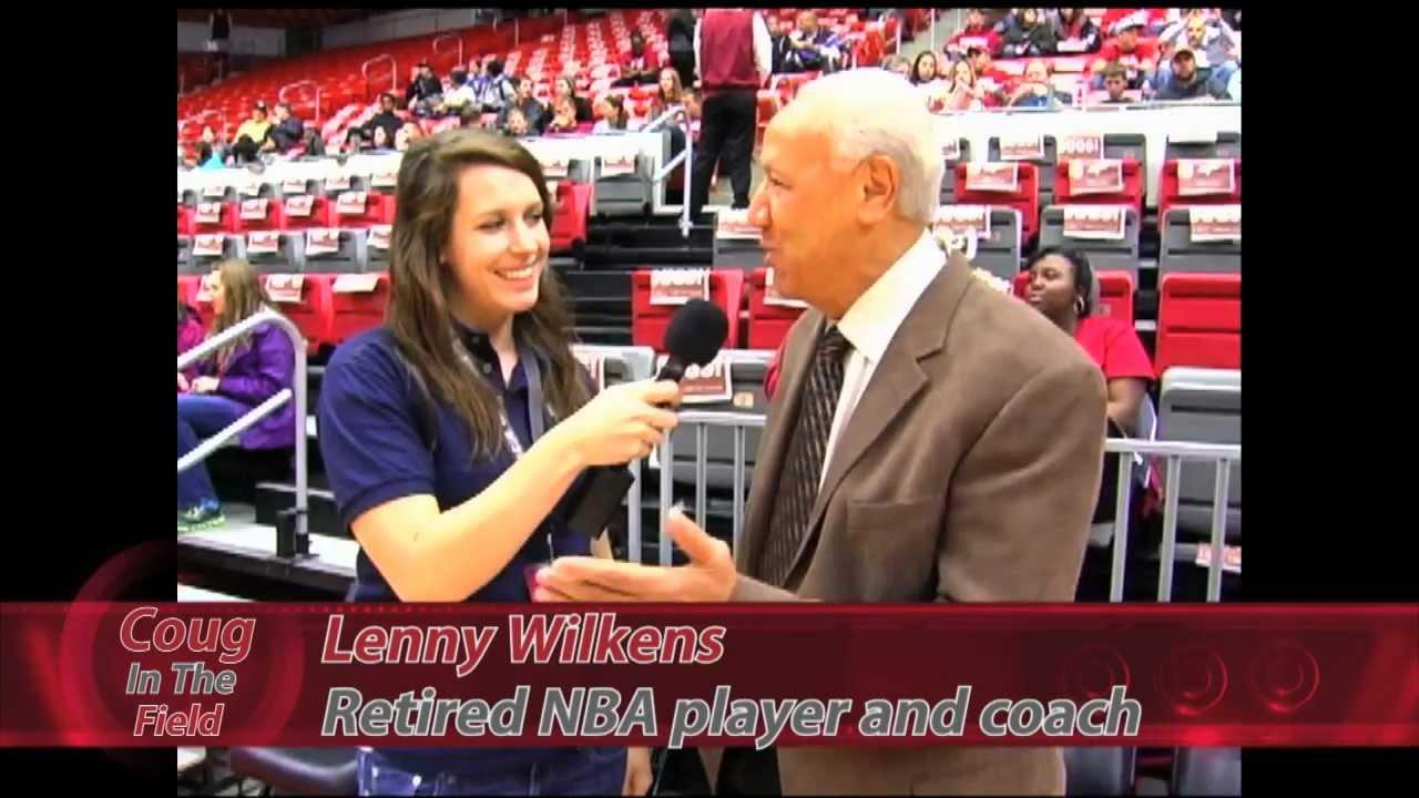 Lenny Wilkens Interview