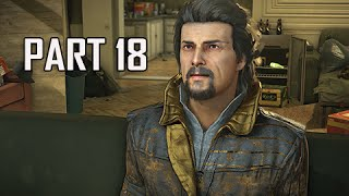 Deus Ex Mankind Divided Walkthrough Part 18 - Ex-Husband (PC Ultra Let's Play)