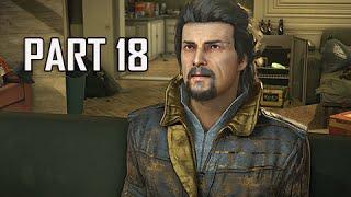 Deus Ex Mankind Divided Walkthrough Part 18 - Ex-Husband (PC Ultra Let's Play)