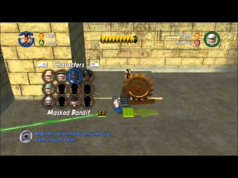 LEGO Indiana Jones 2: World Builder Multiplayer - YouTube