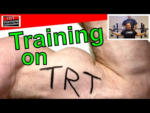 Working Out On Testosterone Training on TRT: Expert Advice from Scott Mendelson