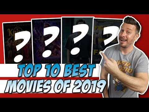Top 10 Best Movies of 2019!