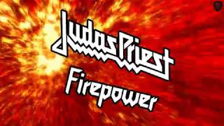 Judas Priest - Firepower (Lyric Video)