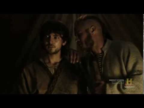 is there gay in vikings tv show