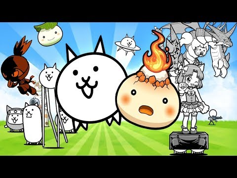 If this thumbnail doesn't interest you probably shouldn't watch this video | Battle Cats