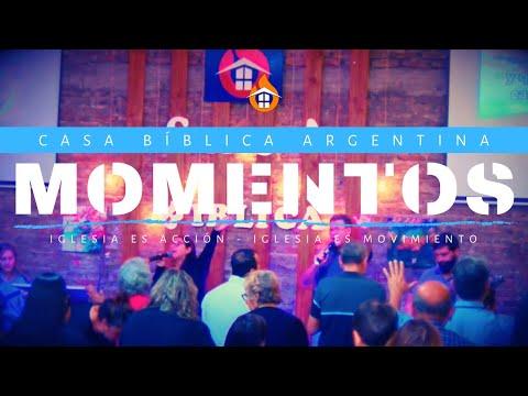 """Momentos: """"Cordero y León"""". 11 de noviembre de 2019 // En CASA BÍBLICA ARGENTINA"""