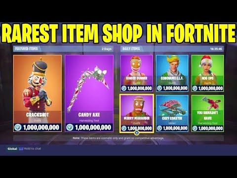 10 MOST MEMORABLE ITEM SHOPS IN FORTNITE HISTORY! | Red Knight Returns, Recon Expert, Codename ELF!
