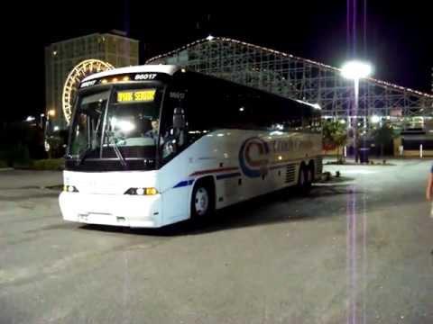 Coach USA / Coach Canada MCI J4500 Representing The