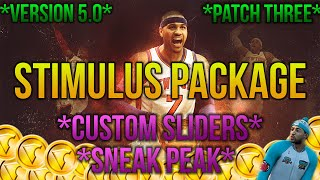 NBA 2K16 STIMULUS PACKAGE GLITCH VERSION 5.0 *SNEAK PEAK* COMING SOON
