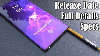 Samsung Galaxy Note 10 is INSANE - New Details Revealed + Release Date