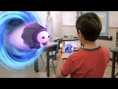 News: Within's Wonderscope App Offers a Portal to Educational AR via Clio's Cosmic Quest Game