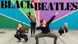 Rae Sremmurd Black Beatles The Fitness Marshall Cardio Concert BlackBeatles
