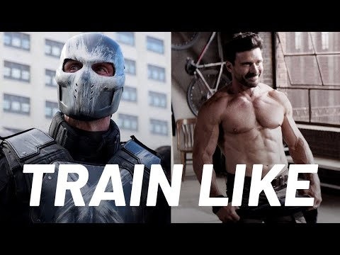 Captain America's Frank Grillo 'Jacked at 55' Workout   Train Like a Celebrity   Men's Health
